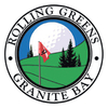 Roseville Rolling Greens Golf Course Logo