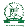 Stockton Golf & Country Club - Private Logo