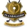 El Caballero Country Club - Private Logo