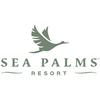 Sea Palms Golf & Tennis Resort - West/Front 9 Logo
