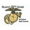 Desert Winds Golf Course - Military Logo