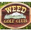Weed Golf Club - Public Logo