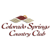 Colorado Springs Country Club - Private Logo