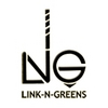 Link-N-Greens Golf Course Logo