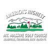 Mount Massive Golf Course - Public Logo