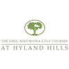 Greg Mastriona Golf Courses at Hyland Hills - North Par-3 Course Logo