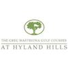 Greg Mastriona Golf Courses at Hyland Hills - Gold Course Logo
