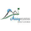 Shining Mountain Golf Club Logo