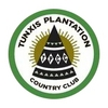 White at Tunxis Plantation Country Club - Public Logo