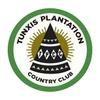 White at Tunxis Plantation Country Club - Public Logo