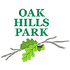 Oak Hills Park Golf Course - Public Logo