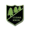 Cedar Knob Golf Course - Public Logo