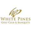 West at White Pines Golf Course - Public Logo
