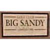 Big Sandy Golf & Country Club - Semi-Private Logo