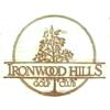 Ironwood Hills Golf Club Logo