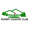 Rupert Country Club - Private Logo
