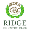 Ridge Country Club - Private Logo