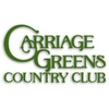 Carriage Greens Golf &amp; Racquetball Country Club - Public Logo