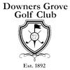 Downers Grove Park District Golf Course - Public Logo