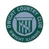 Dwight Country Club - Semi-Private Logo