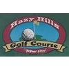 Hazy Hills Golf Course - Public Logo