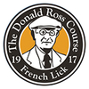 French Lick Resort - The Donald Ross Course Logo