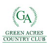 Green Acres Country Club - Private Logo