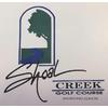 Shoal Creek Golf Course - Public Logo