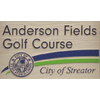 Anderson Fields Golf Course - Public Logo