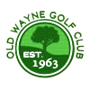 Eighteen Hole at Old Wayne Golf Club - Private Logo