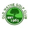 Eighteen Hole at Old Wayne Golf Club - Private Logo