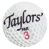 Taylors' Par 3 Logo