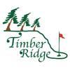 Timber Ridge Golf Course Logo
