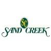 Creek/Lake at Sand Creek Country Club - Private Logo