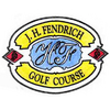 John H. Fendrich Golf Course - Public Logo