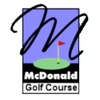 McDonald Golf Course - Public Logo