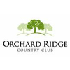 Orchard Ridge Country Club - Private Logo