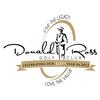 Donald Ross Golf Club Logo