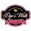 Dyes Walk Golf Course Logo