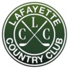 Lafayette Country Club Logo