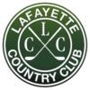 Lafayette Country Club Logo