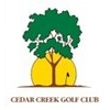 Cedar Creek Golf Course - Semi-Private Logo