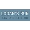 Logan's Run Family Golf Center Logo