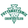 Pottawattomie Country Club - Private Logo