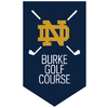 University of Notre Dame Golf Course - Public Logo