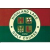 Highland Lake Golf Course - Public Logo