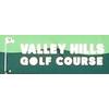 Valley Hills Golf Course - Public Logo