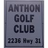 Anthon Community Golf Course - Public Logo