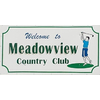 Meadowview Country Club - Public Logo