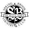 Springbrook Country Club - Private Logo